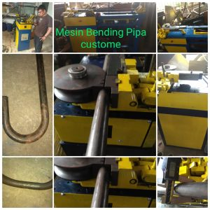 MESIN BENDING PIPA CUSTOME