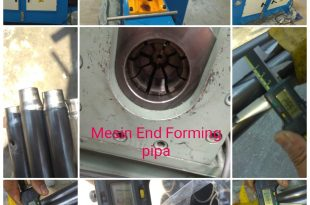 MESIN END FORMING PIPA